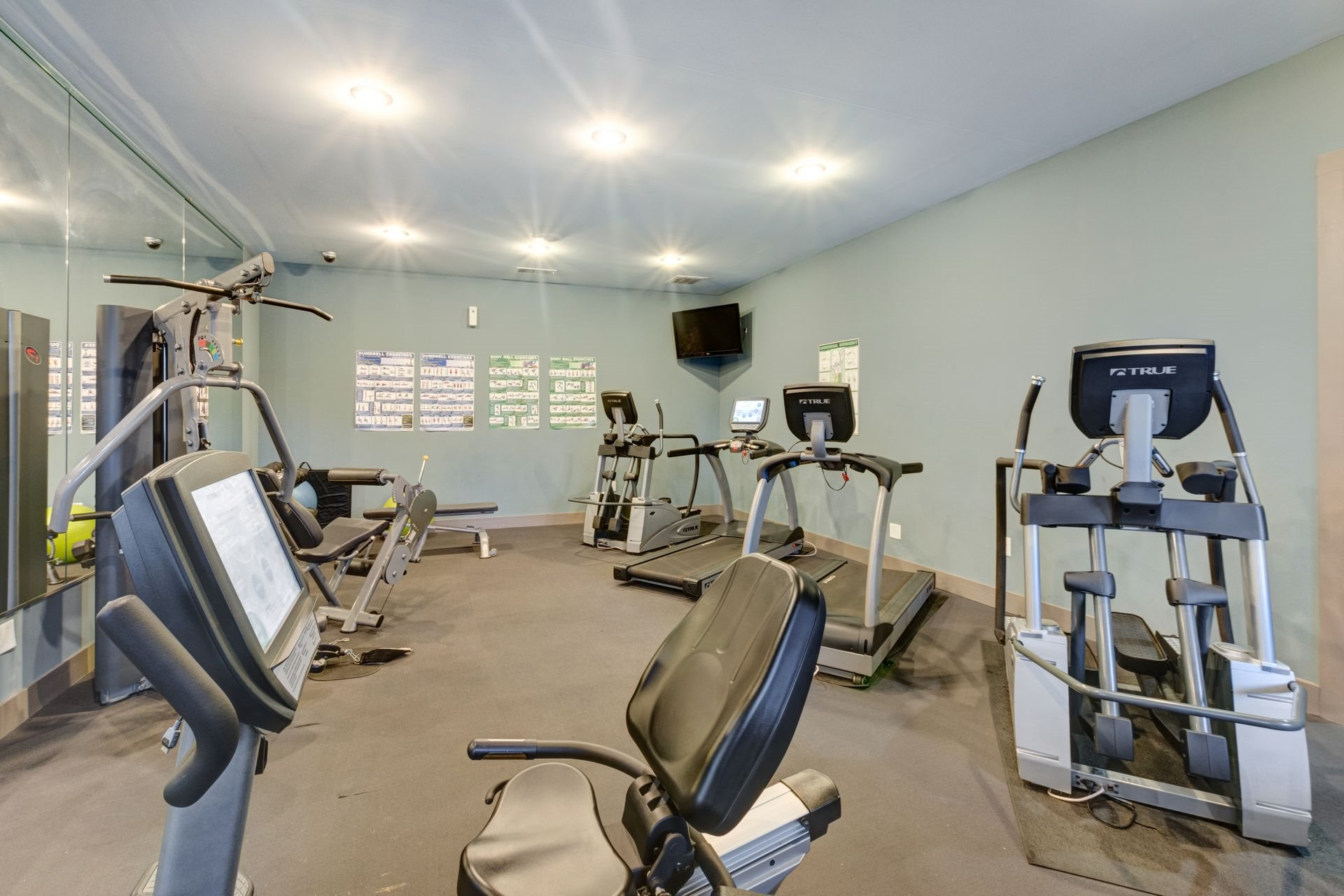 State of The Art Fitness Facility at Ultris Patriot Park, Fayetteville, NC,28311