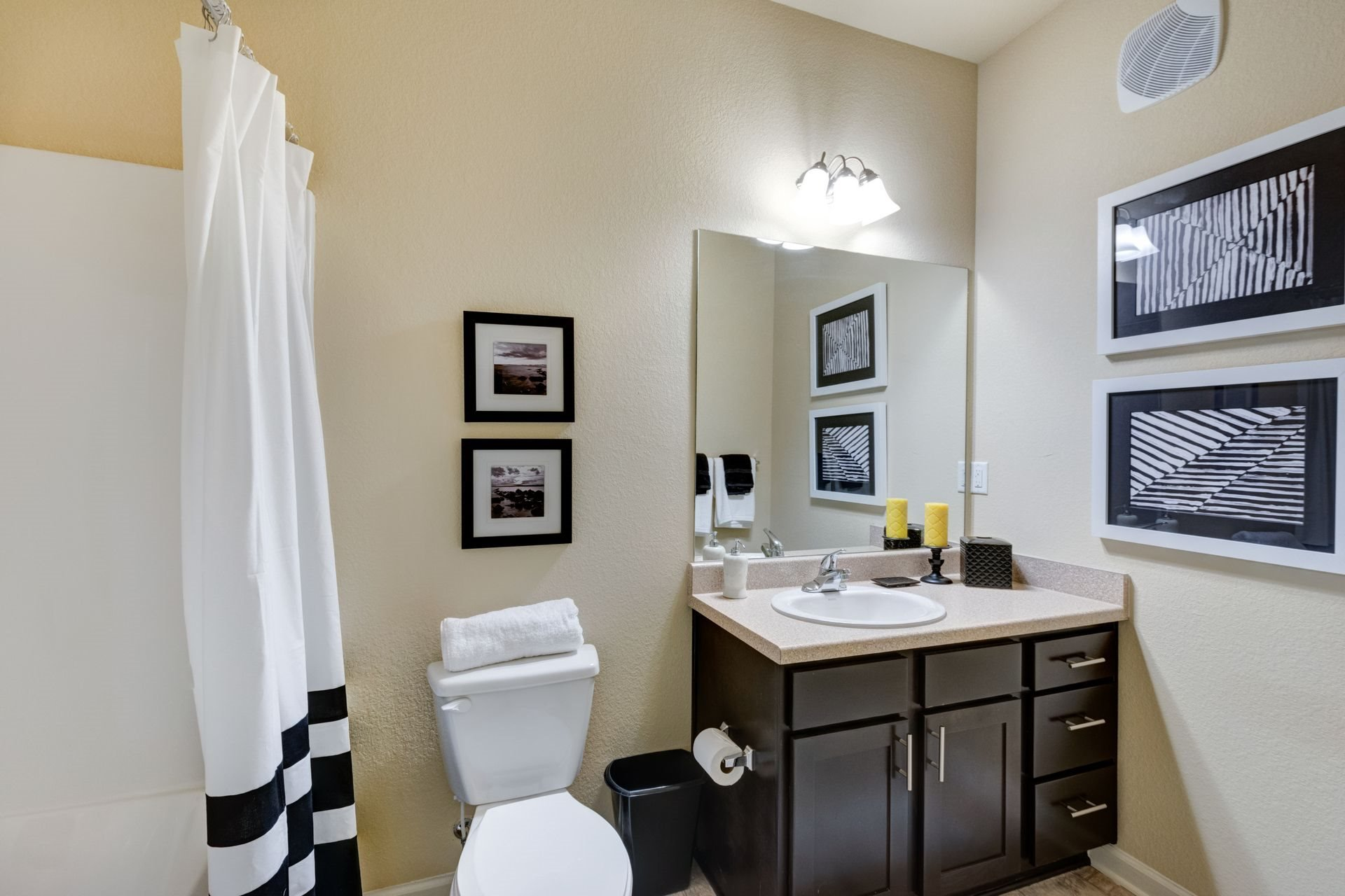 Spacious Bathrooms at Ultris Patriot Park, Fayetteville, NC,28311