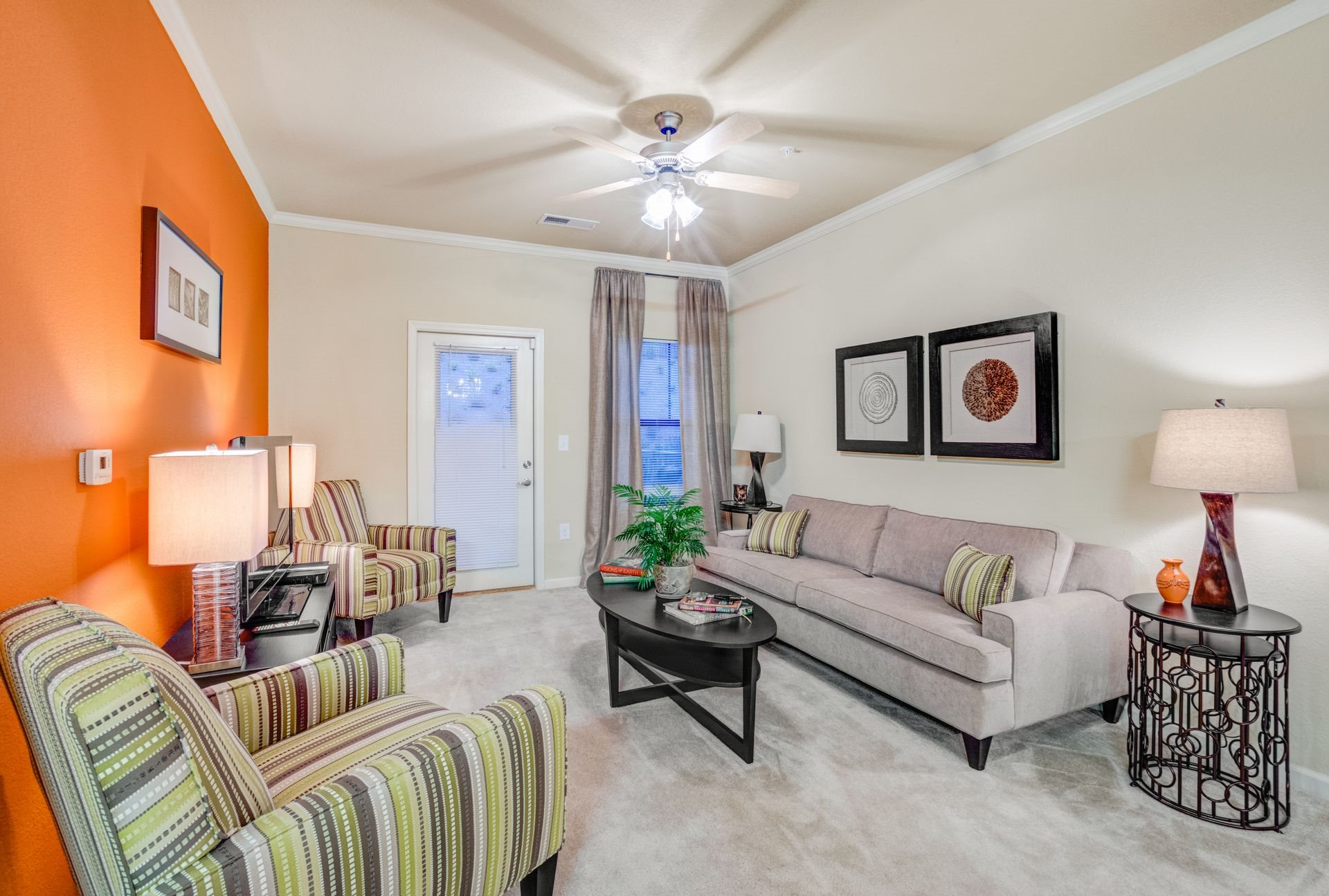 Spacious Living Area at Ultris Patriot Park, Fayetteville, NC,28311