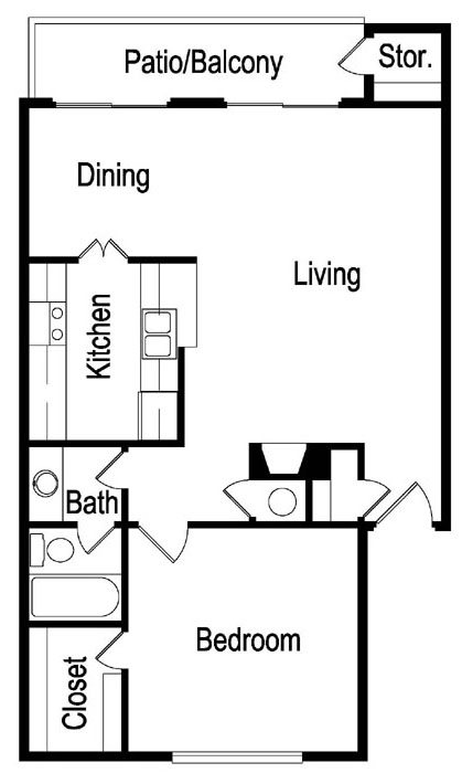 D Floor Plan 12