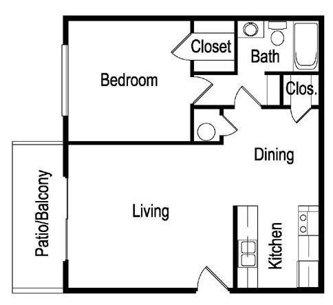 A Floor Plan 2