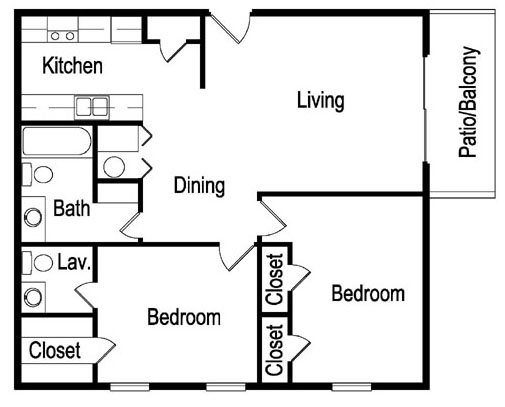 B Floor Plan 7