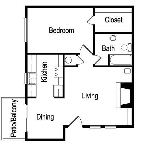 I Floor Plan 3