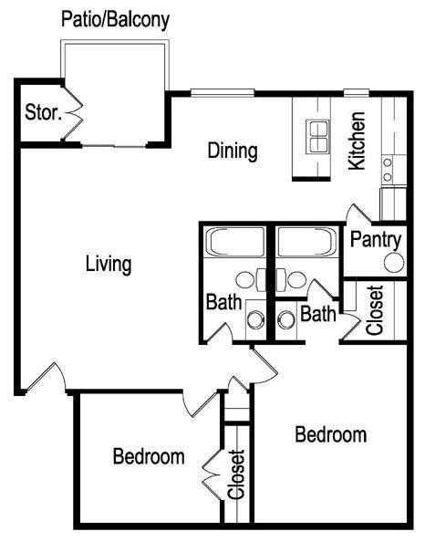 K Floor Plan 8