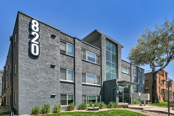 820 Dexter Street Studio-2 Beds Apartment for Rent Photo Gallery 1