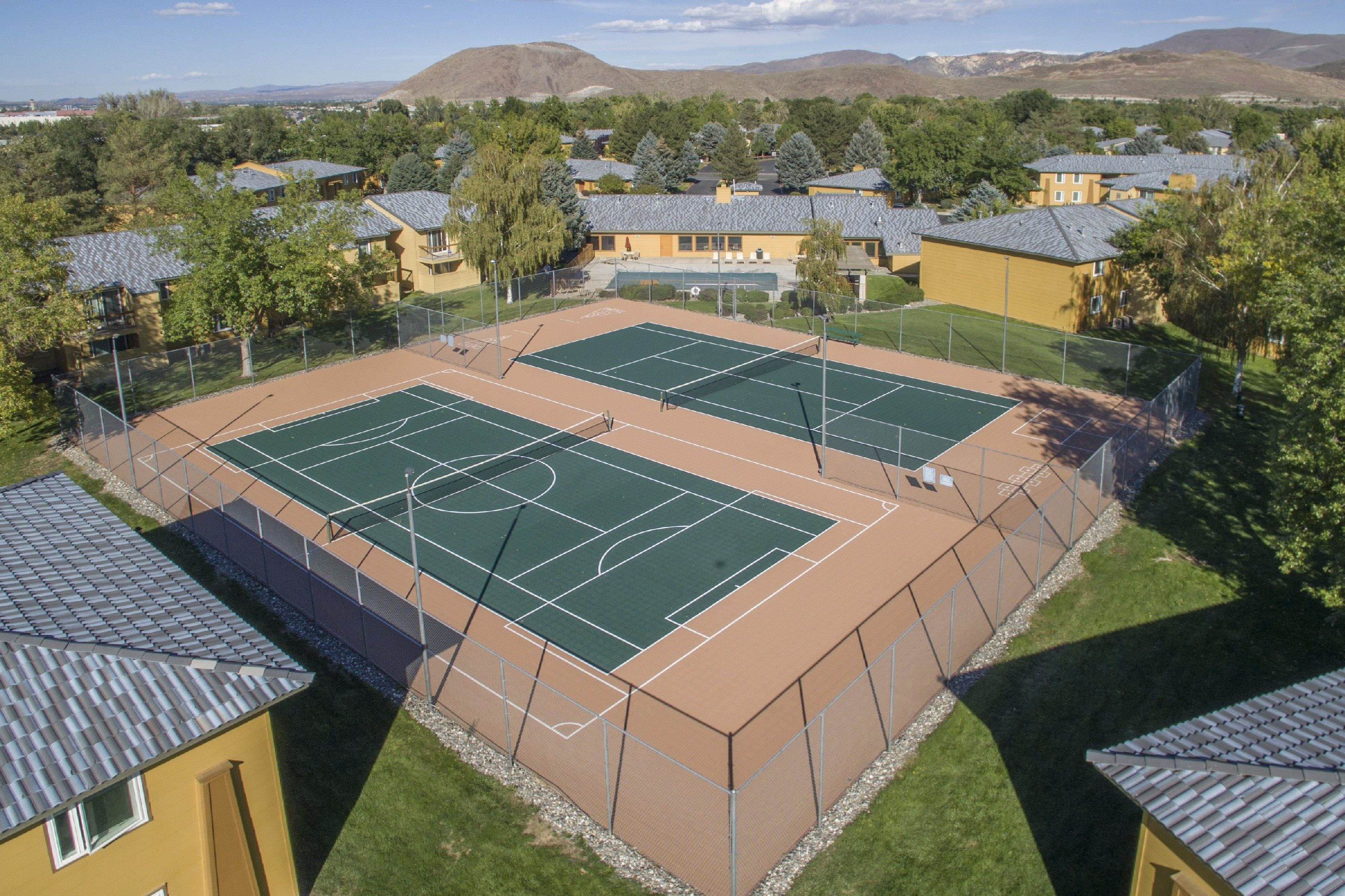 Sports Courts at Village at Iron Blossom