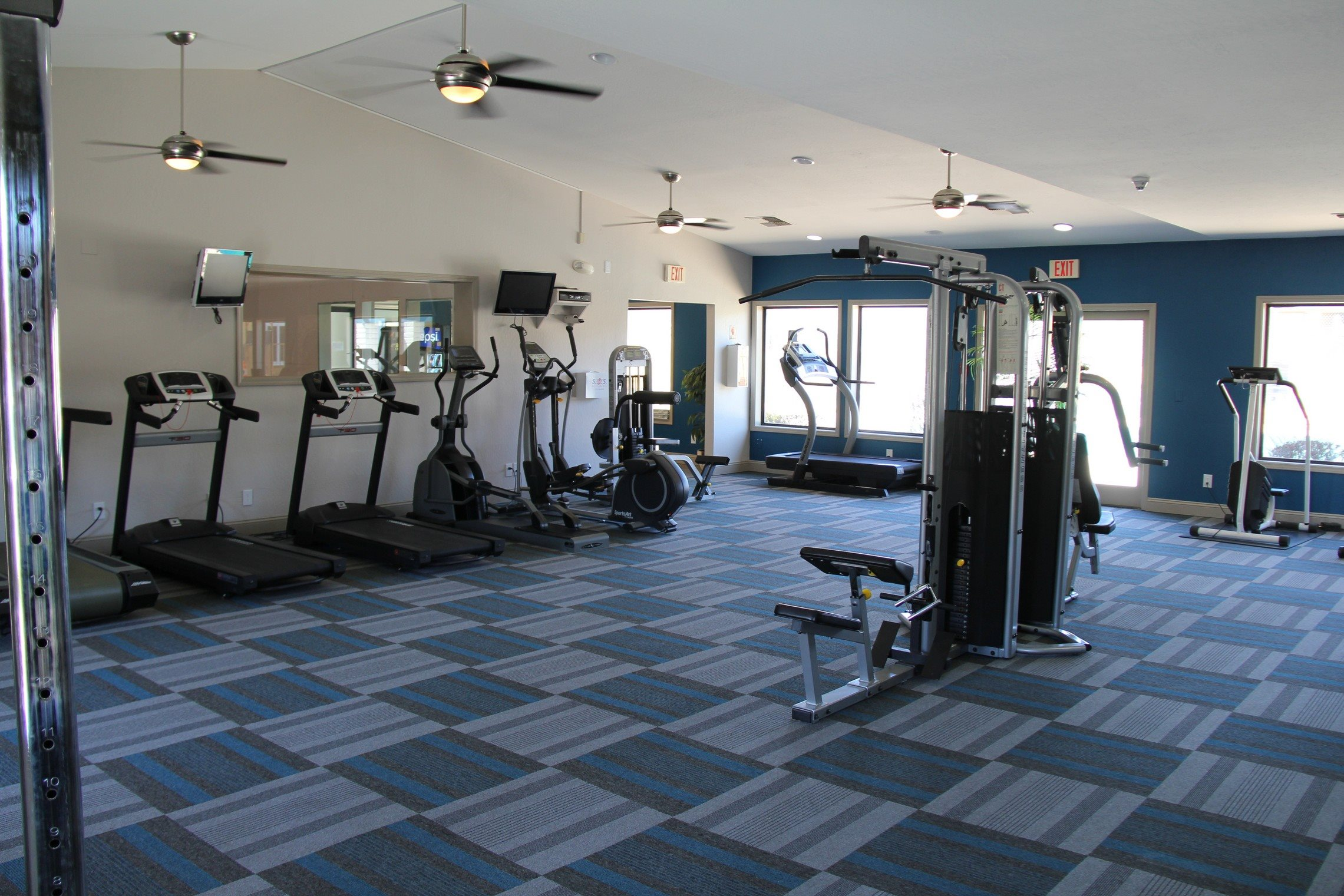Cardio Equipment at Village at Iron Blossom Apartment Homes, Nevada, 89511