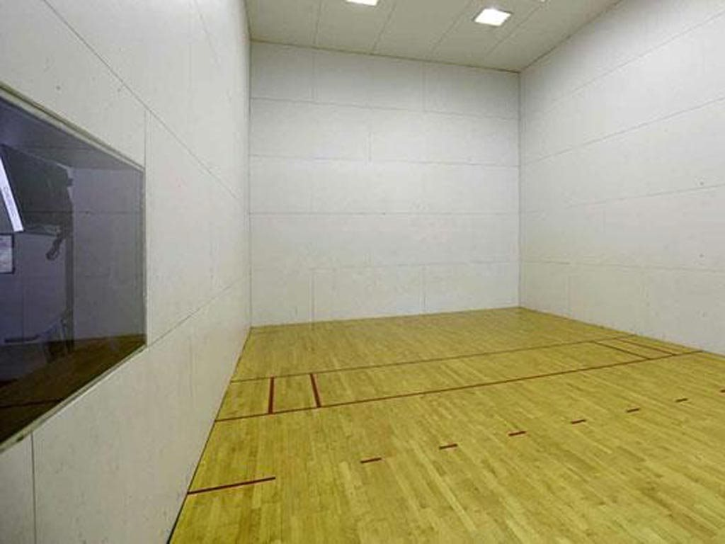 Racquetball Court at Village at Iron Blossom Apartment Homes, Reno, NV
