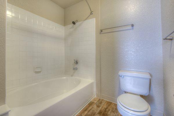 Attached Bathroom at Vizcaya Hilltop Apartment Homes, NV, 89523
