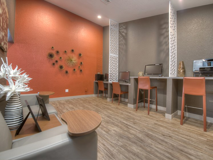 Business Center at Vizcaya Hilltop Apartment Homes, Nevada, 89523