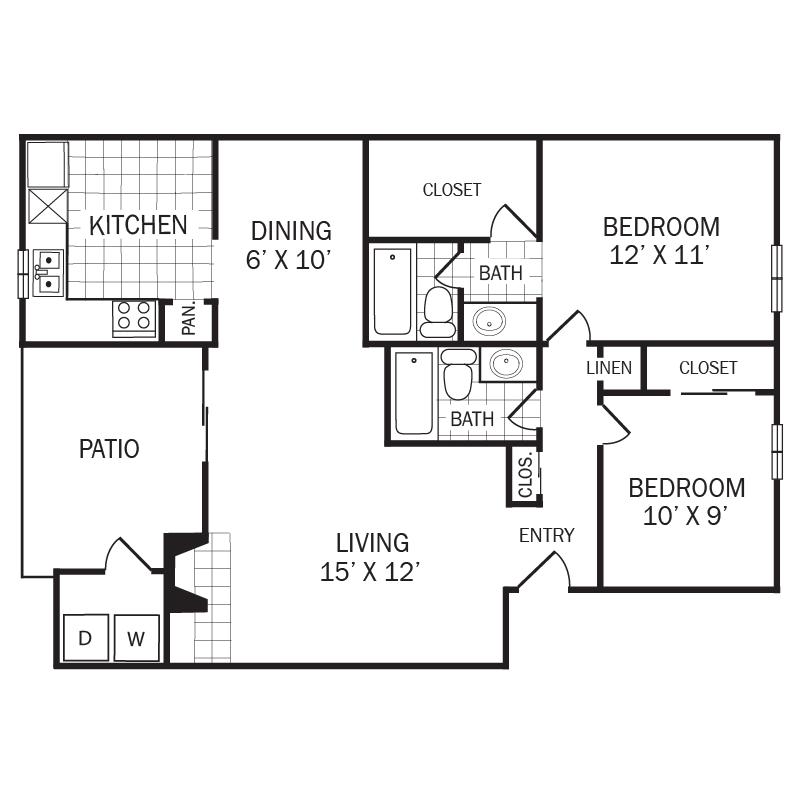 B1 Floor Plan 6