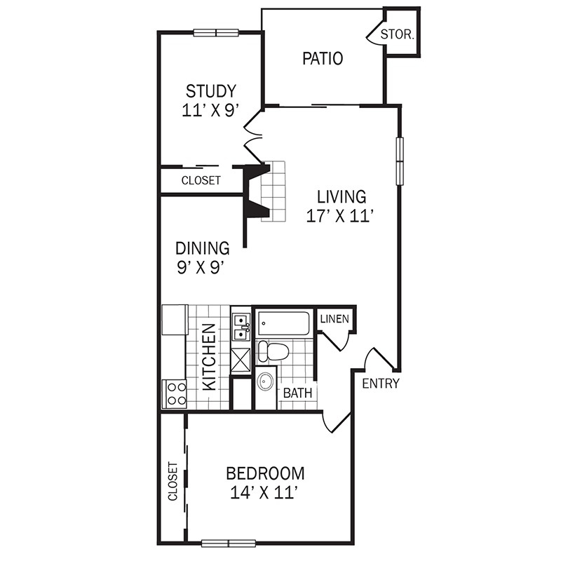 D1 Floor Plan 5