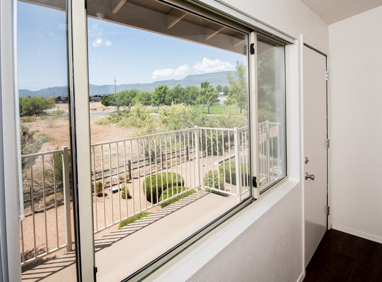 Beautiful Window Coverings at Rio Verde Apartments, Cottonwood, AZ,86326