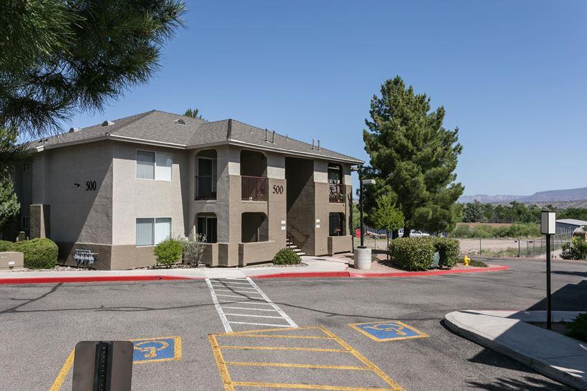 Sagewood Apartments front viewat Sagewood Apartments, Arizona, 86326