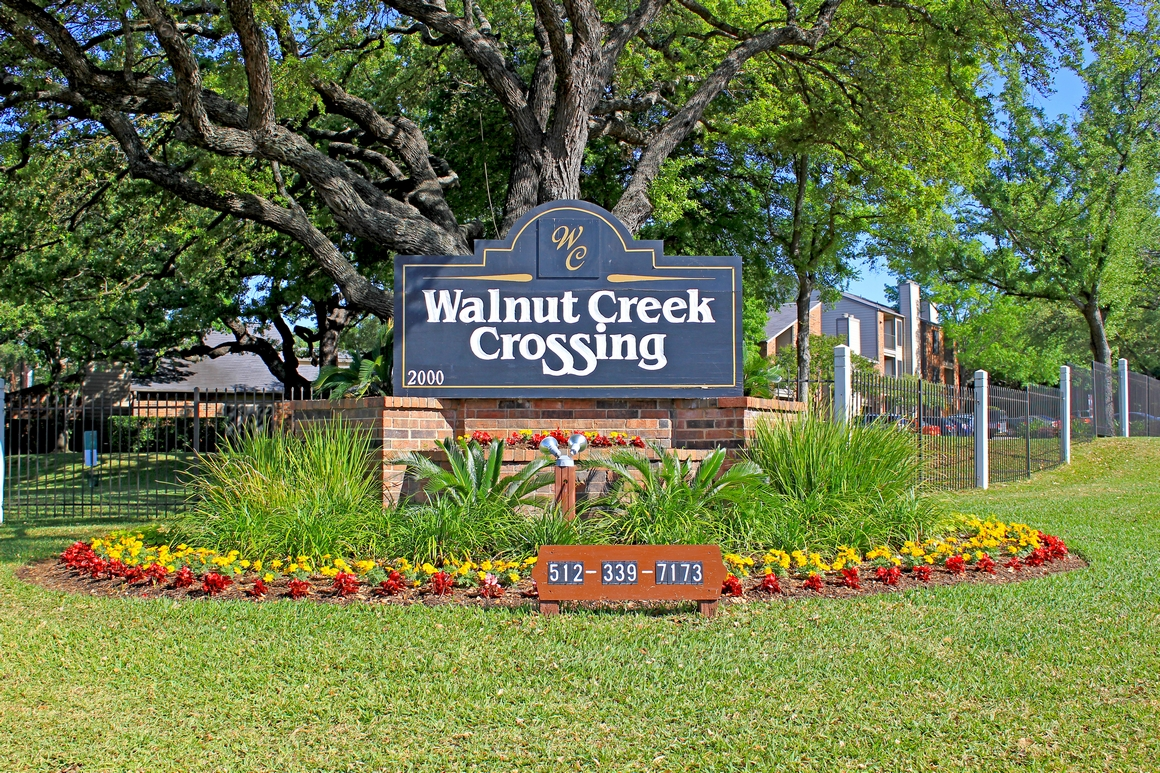 Walnut Creek Crossing Apartment Homes, Austin, Texas TX