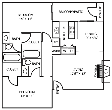 B6 Floor Plan 5