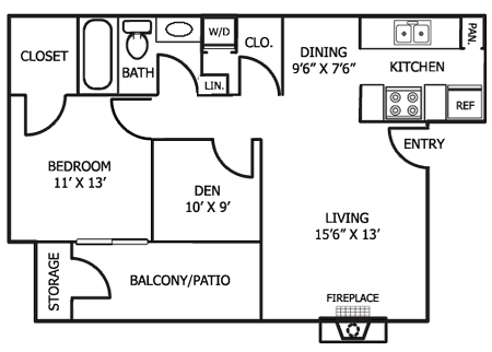 D5 Floor Plan 4