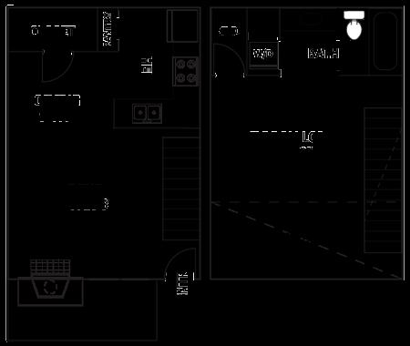 T2 Floor Plan 3
