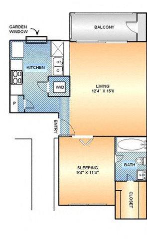 Hibiscus Floor Plan 1
