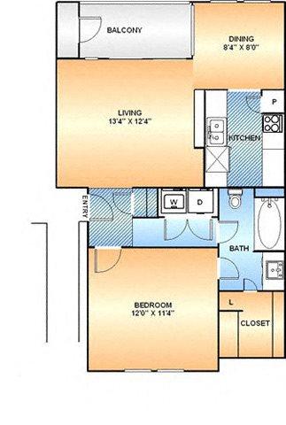 Begonia Floor Plan 2