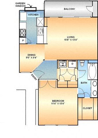 Lily Floor Plan 3
