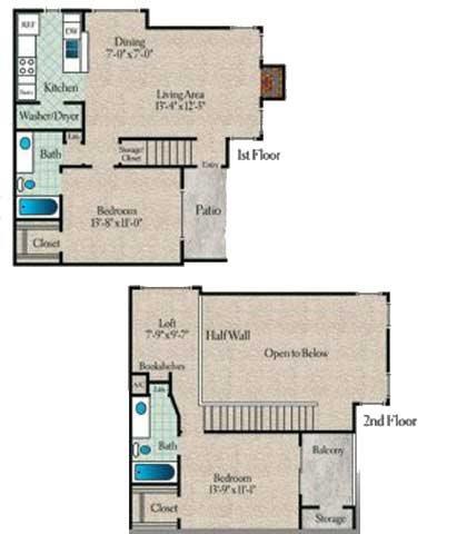 Big Bend Floor Plan 7