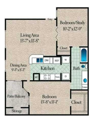 Everglade Floor Plan 5