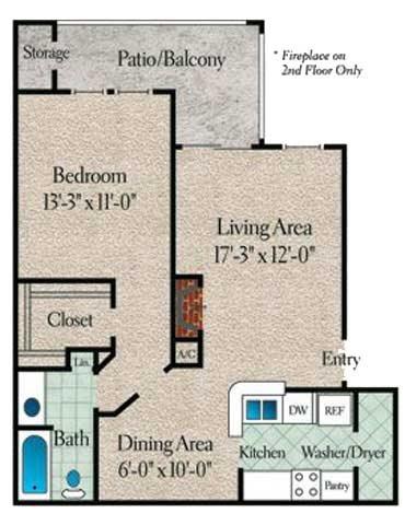 Sherwood Floor Plan 4