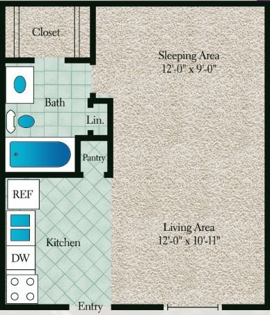 Birch Wood Floor Plan 1