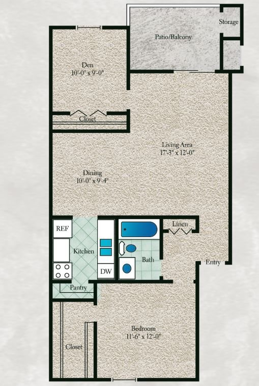 Dogwood Floor Plan 5
