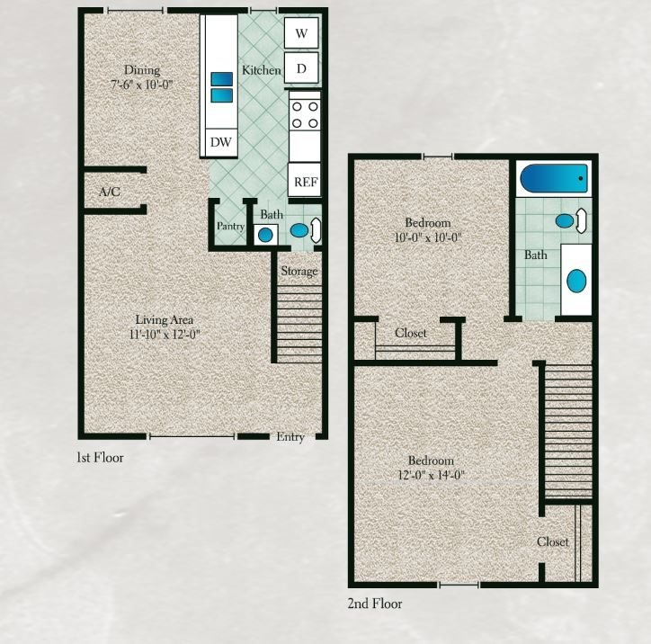 The Magnolia Floor Plan 6