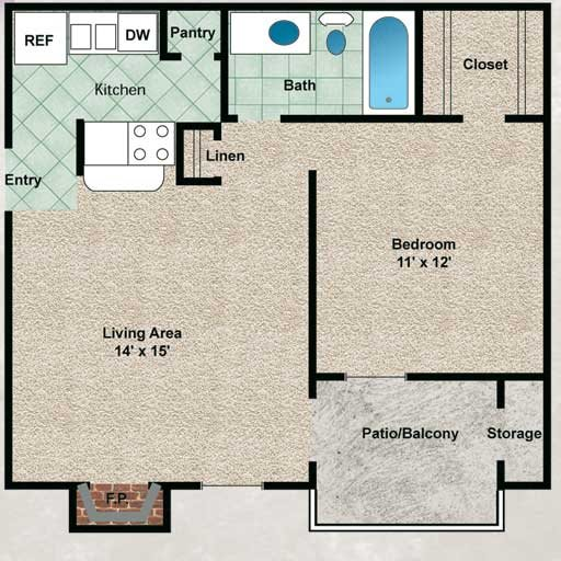 Sequoia Floor Plan 2