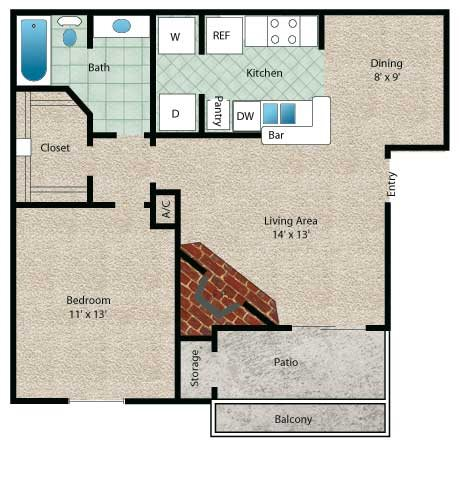 Barbados Floor Plan 2
