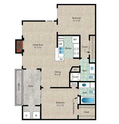 Jamaica Floor Plan 5