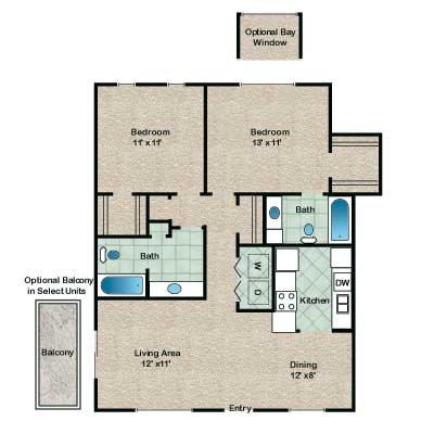 Cherokee Floor Plan 5