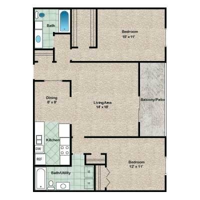 The Dakota Floor Plan 6