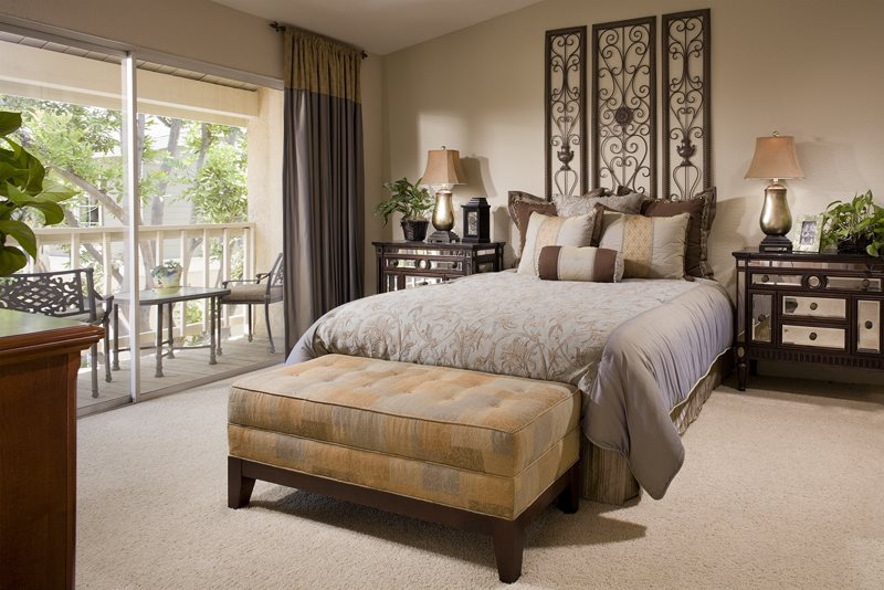 Aliso Creek Bedroom