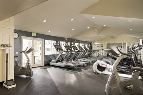 Aliso Creek Fitness Room
