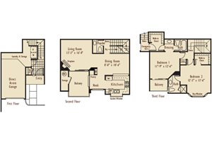 Aliso Creek Floorplan