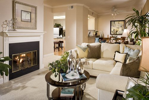 Aliso Creek Living Room