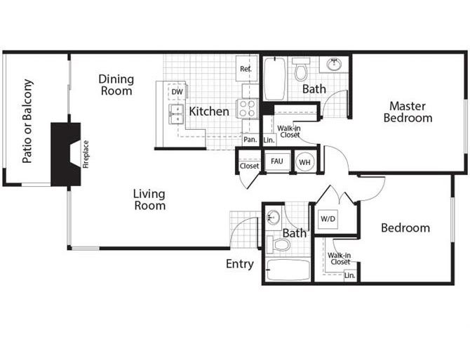 Bailey Floor Plan 5