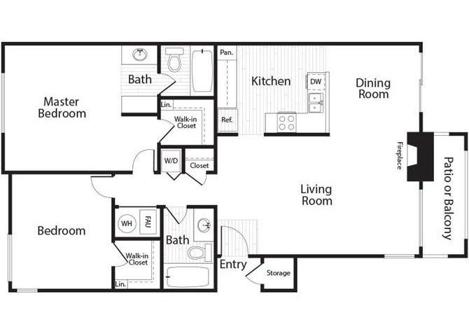 Baker Floor Plan 8