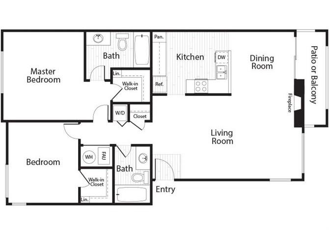 Shasta Floor Plan 7