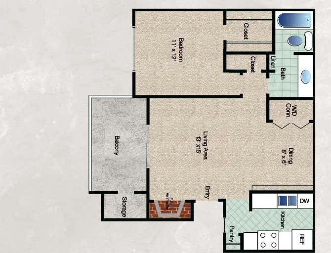 The Cedar Floor Plan 2