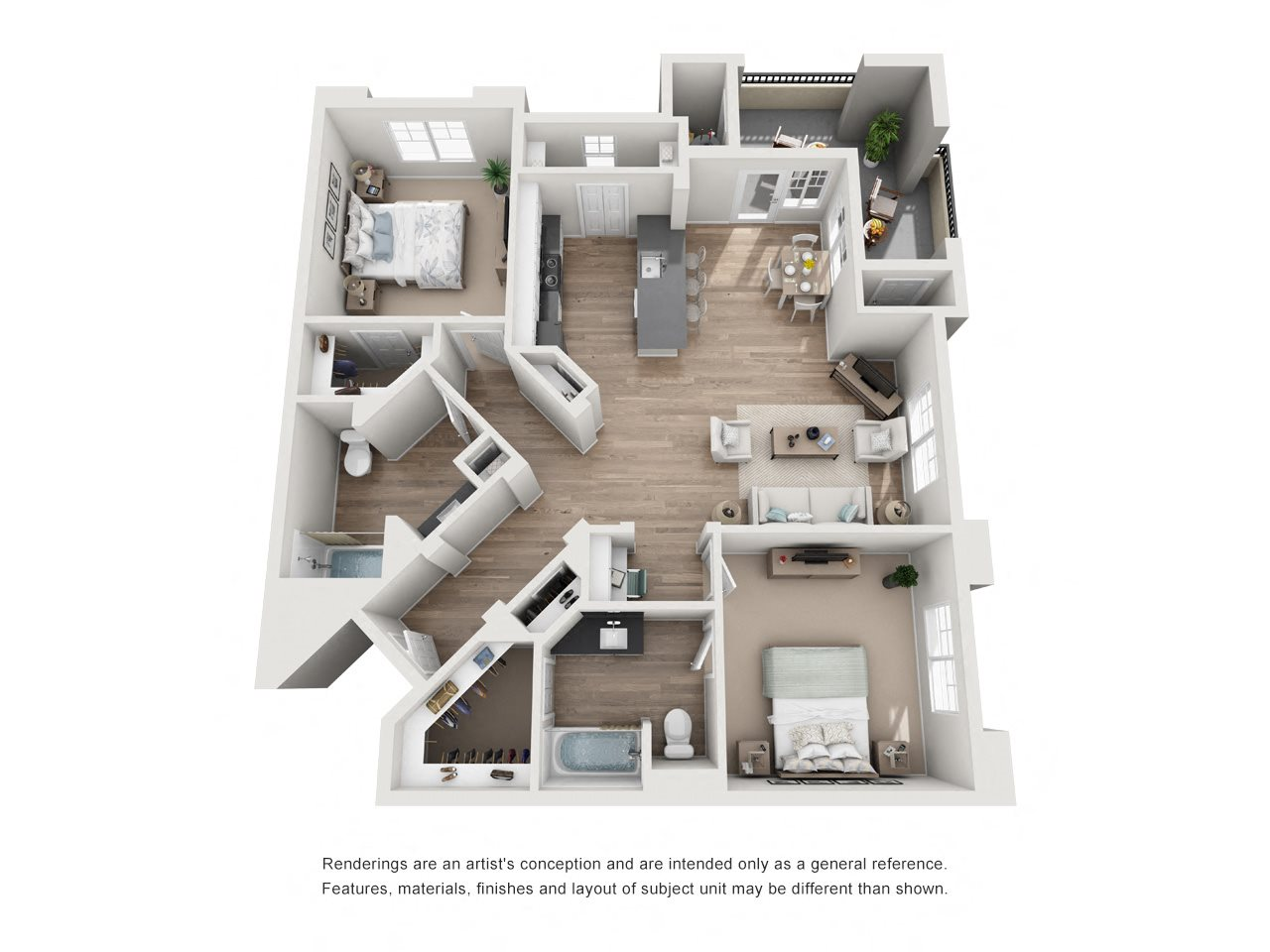 Birch Floor Plan 5