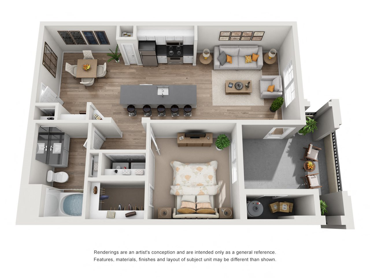 Cypress Floor Plan 2