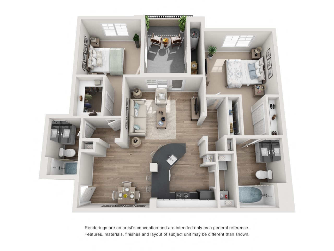 Magnolia 1075 Floor Plan 4