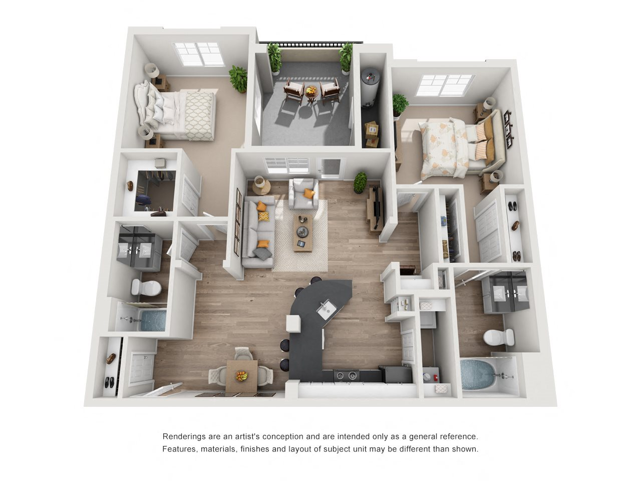 Magnolia 1127 Floor Plan 6