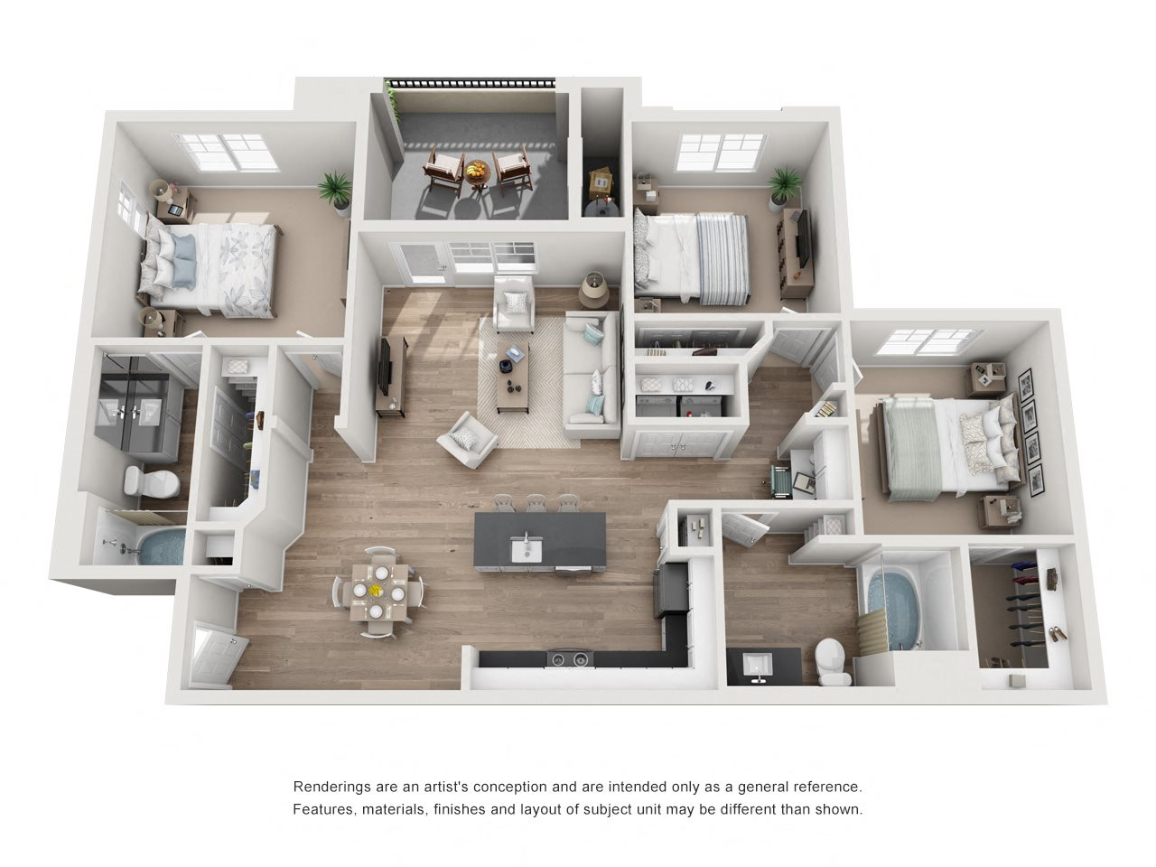 Redwood Floor Plan 7
