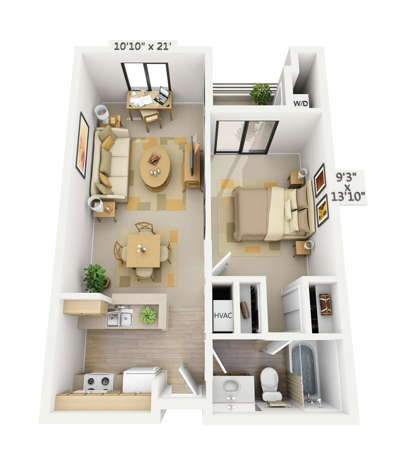 Belmont Floor Plan 2